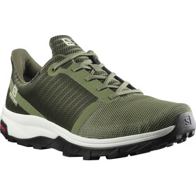 Salomon Outbound PRISM GTX Shoes Men, deep lichen green/olive night/vanil